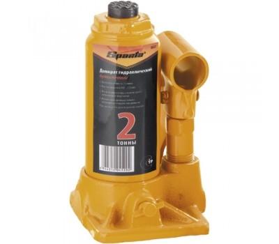 Домкрат гідравлічний пляшковий Sparta 148 - 278 мм (2 т)