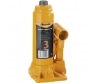 Домкрат гидравлический бутылочный Sparta 180 - 340 мм (3 т)
