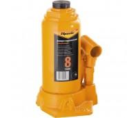 Домкрат гидравлический бутылочный Sparta 200 - 385 мм (8 т)