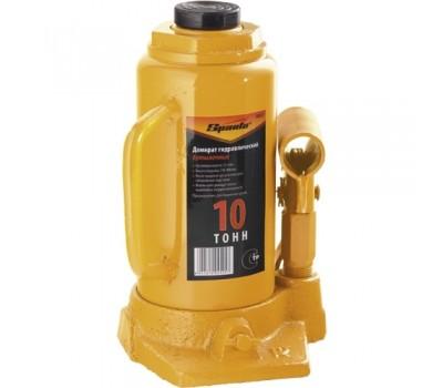 Домкрат гидравлический бутылочный Sparta 200 - 385 мм (10 т)