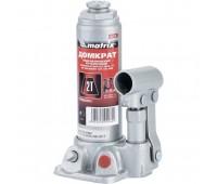 Домкрат гидравлический бутылочный Matrix 181 - 345 мм (2 т)