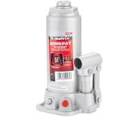 Домкрат гидравлический бутылочный Matrix 216 - 413 мм (5 т)