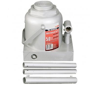 Домкрат гідравлічний пляшковий Matrix 236 - 356 мм (50 т)
