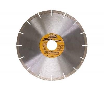 Круг отрезной Sparta 125 x 22,2 мм сухая резка