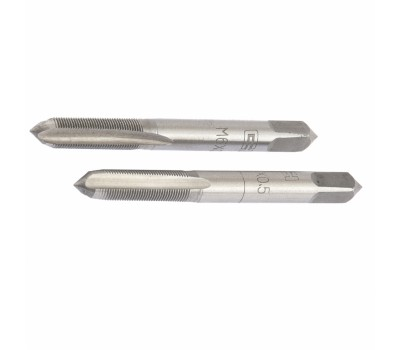 Мітчик ручний Сібртех М5 х 0,8 мм (2 шт)