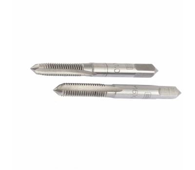 Метчик ручной Сибртех М6 х 1,0 мм (2 шт)