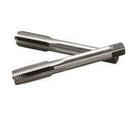 Метчик ручной Сибртех М10 х 1,0 мм (2 шт)