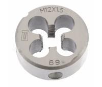 Плашка Сибртех М12 (1.5 мм)
