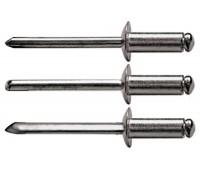Заклепки Matrix 4,0 x 12 мм (50 шт)