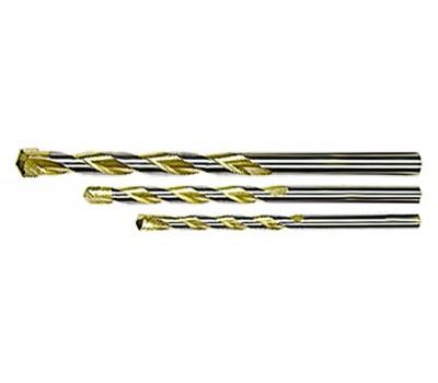 Сверло по бетону Matrix Golden Line цилиндр 6 х 100 мм