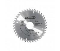 Пильный диск по дереву Sparta 125 x 22 мм (36 зубьев)