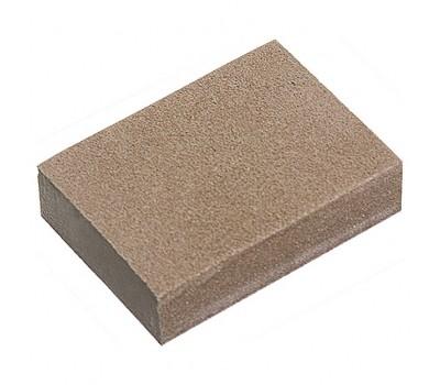 Губка для шлифования Matrix мягкая 125 х 100 х 10 мм (3 шт)