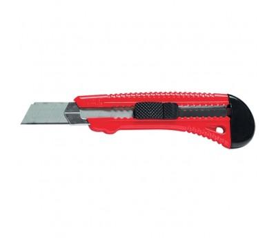 Нож выдвижной Matrix с металлической направляющей для лезвия 18 мм (155 мм)