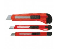 Набор ножей выдвижных Matrix (3 шт)