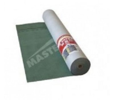 Мембрана супердифузійна покрівельна Masterplast Mastermax 3 Extra 1,5 x 50 м (200 г / кв.м)