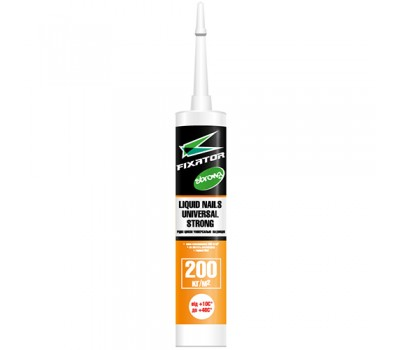 Клей Fixator жидкие гвозди сверхпрочные Pro 222 280 мл