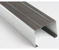 Профиль для гипсокартона CW 75/50 мм 0.55 мм 3 м