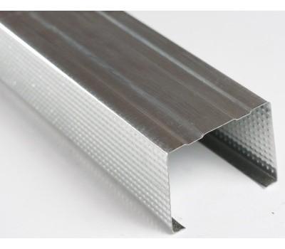 Профиль для гипсокартона CW Стоечный 75/50 мм 0.55 мм (3 м)