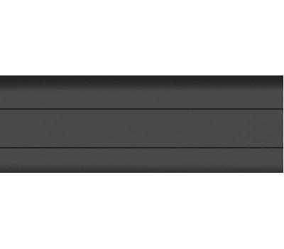 Заглушка для плинтуса левая T.Plast (076 Черный)