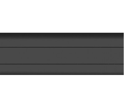 Заглушка для плинтуса правая T.Plast (076 Черный)