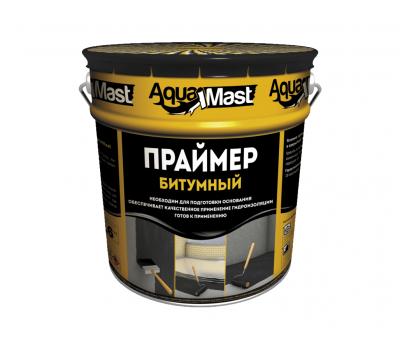 Праймер бітумний Техноніколь AquaMast 8 кг
