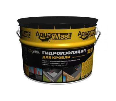 Мастика битумно-резиновая кровельная Технониколь AquaMast 10 кг