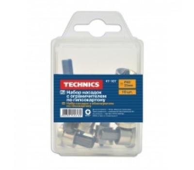 Набор бит с ограничителем по г/к Technics Рh2 x 25 мм (10 шт)
