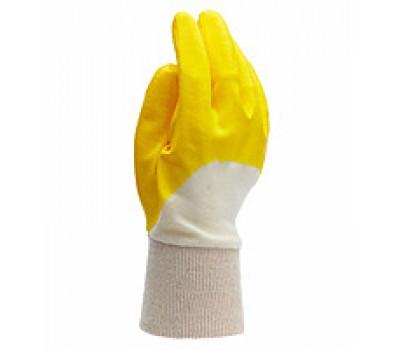 Перчатки рабочие Doloni с открытой тыльной частью