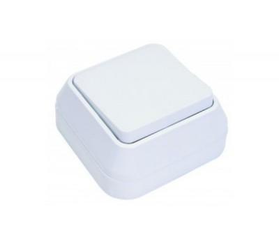 Выключатель Makel на 1 клавишу IP20 (белый)