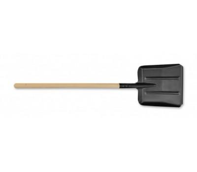 Лопата для снега Favorit без держака 360 x 340 мм