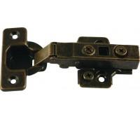 Петля для накладной двери Teko Clip-On с доводчиком и съемной планкой H=0 110°