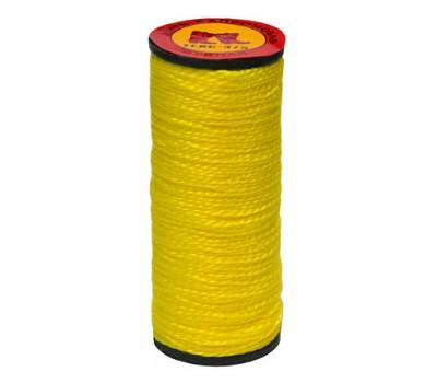 Нить капроновая желтая 40 м (10 шт)