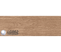 З'єднувач для плінтуса Line Plast глянсовий (LG002 Горіх волоський)