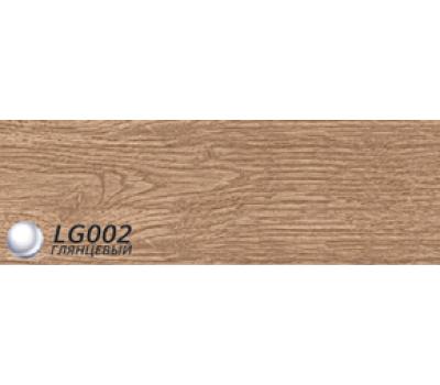Соединитель для плинтуса Line Plast глянцевый (LG002 Орех грецкий)