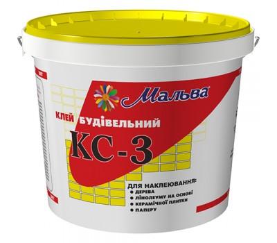Клей для підлогових покриттів Мальва КС-3 7 кг
