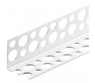 Уголок для мокрой штукатурки пластиковый (3 м)