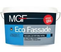 Краска MGF Eco Fassade фасадная 14 кг
