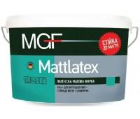 Краска MGF Mattlatex латексная 14 кг