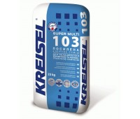 Клей для плитки Kreisel Super Multi 103 посилений 25 кг