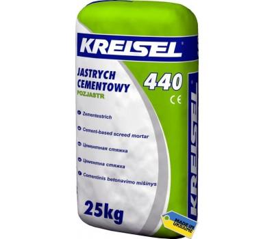 Стяжка Kreisel 440 цементная 25 кг