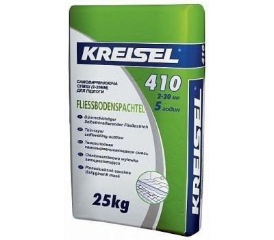Смесь самовыравнивающаяся Kreisel 410 25 кг