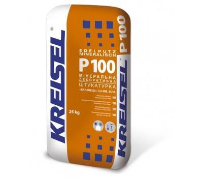 Декоративная минеральная штукатурка Kreisel P100