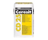 Ремонтно-відновлювальна дрібнозернистий суміш Ceresit CD25 25 кг
