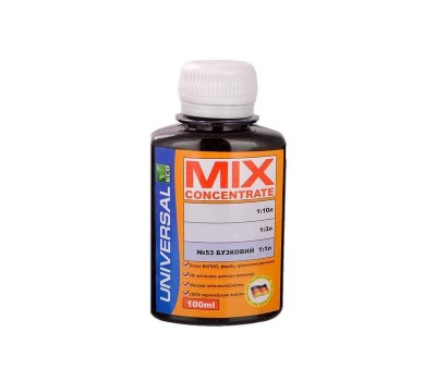 Колорант MIX concentrate 53 сиреневый (100 мл)