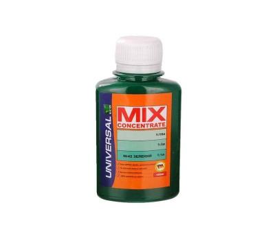 Колорант MIX concentrate 42 зелений (100 мл)