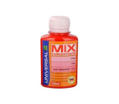 Колорант MIX concentrate 23 красный (100 мл)