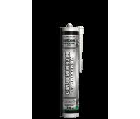 Герметик силиконовый Монтажник санитарный 280 мл (прозрачный)
