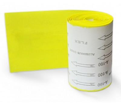 Бумага наждачная Spitce на бумажной основе P100 (115 мм х 5 м)