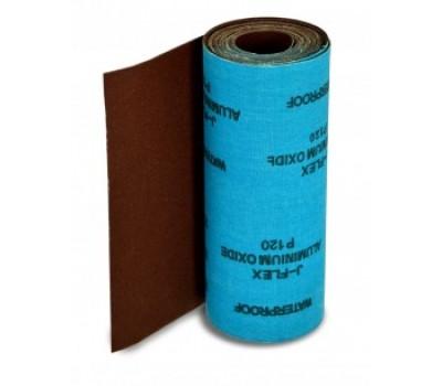 Бумага наждачная Spitce на тканевой основе P100 (200 мм х 5 м)