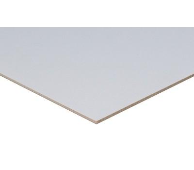 Плита ХДФ ламинированная Kronospan 2800 x 2070 x 3 мм (110 0050 Белый PE PL)